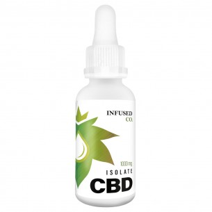 1000mg CBD ISOLATE OIL (30mL)