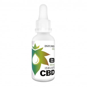 1000mg CBD ISOLATE OIL (10mL Trial Size)